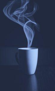 Kaffee bei der OKR-Einführung